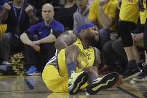 考神确诊大腿肌肉撕裂 无限期休战总决赛或复出